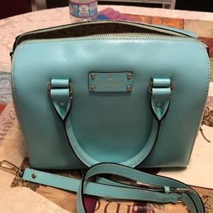 Authentic Kate Spade Bag with Long Strap